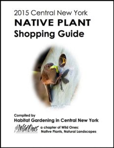 Native Plant Shopping Guide 2015